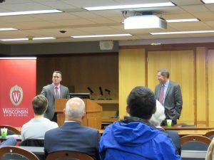 Ryan Owens Introduces Judge Sutton