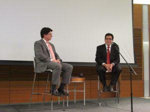 Dean Strang and Alberto Gonzales, Alberto Gonzales speaking