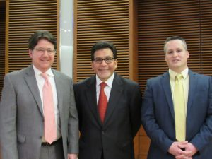 Dean Strang and Alberto Gonzales and Ryan Owens