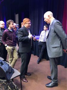 Gergen meets a student