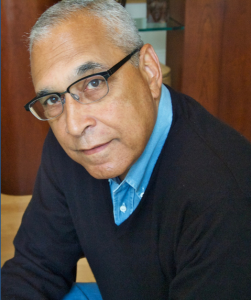 Shelby Steele Headshot and event description
