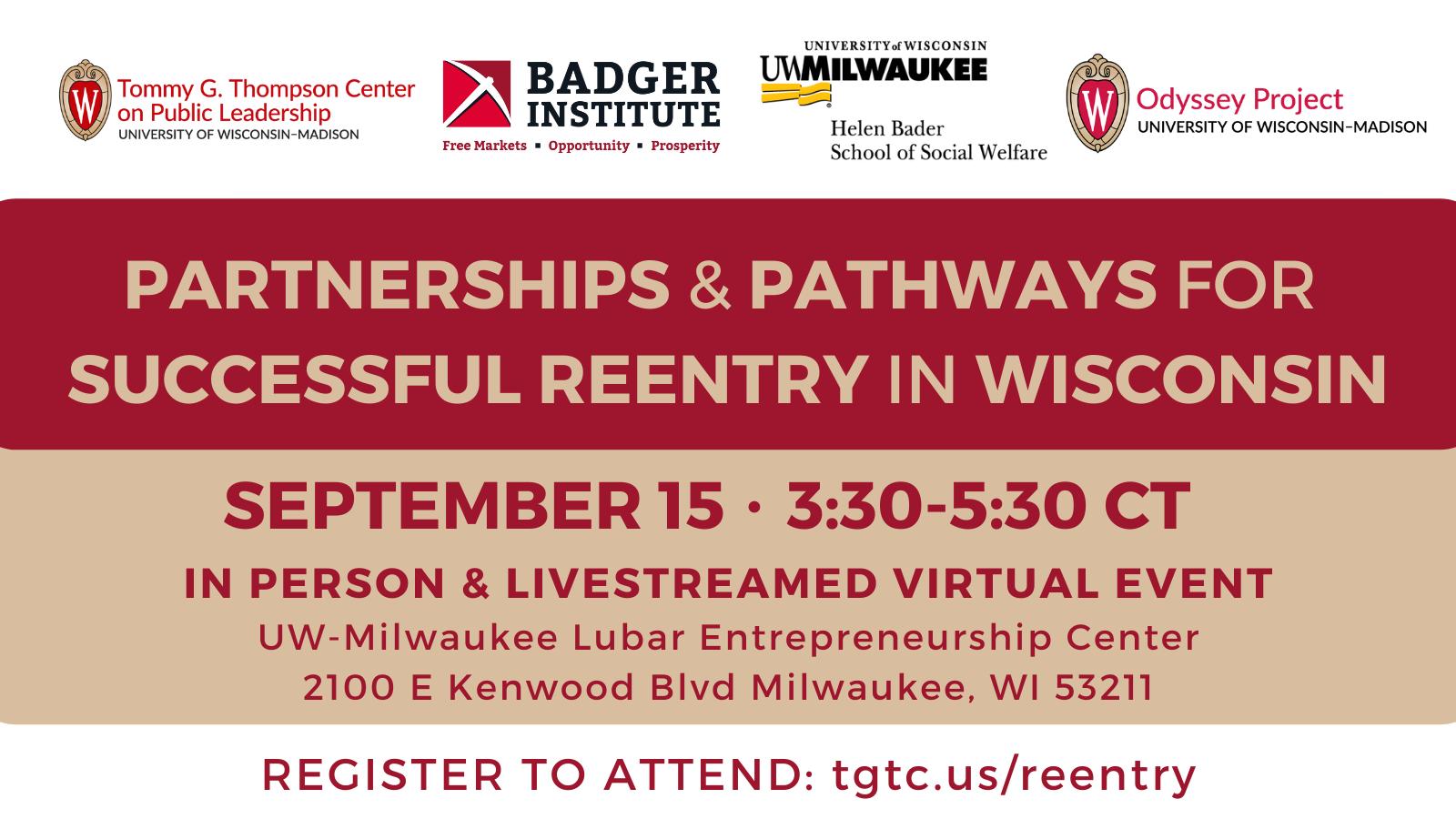 Partnerships & Pathways Event Banner